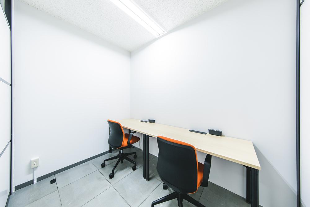シェアオフィス2名個室
