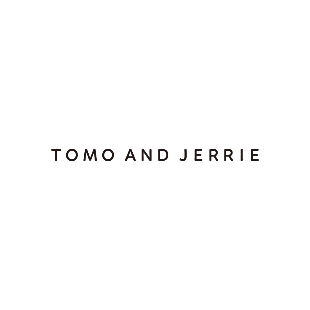 TOMO AND JERRIE logo